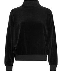 field sweatshirt sweat-shirt tröja svart hope
