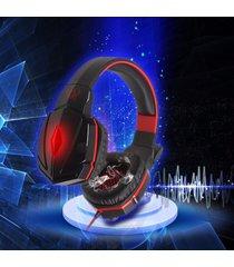 audífono diadema gamer g4000 múltiples funciones