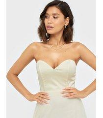 zetterberg couture corsett silk top linnen