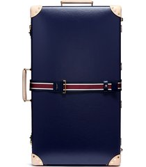 """centenary 30"""" extra deep suitcase with webbing belt"""
