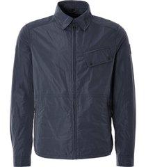 belstaff camber lightweight jacket | dark ink | 71120222-ink