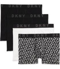 dkny men's 4-pk. boxer briefs