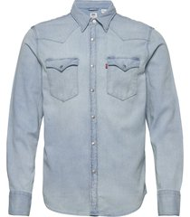 barstow western standard lw su overhemd casual blauw levi´s men