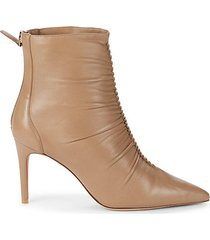 susanna leather booties