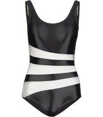 swimsuit bianca classic baddräkt badkläder svart wiki