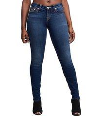 true religion women's halle core skinny jeans - dream catcher - size 24 (0)