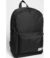 men's herschel supply co. 'classic' backpack - black