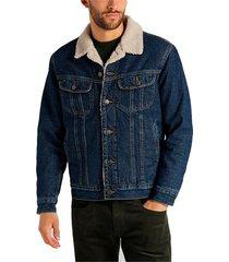 sherpa jacket