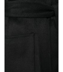 michael kors belted coat