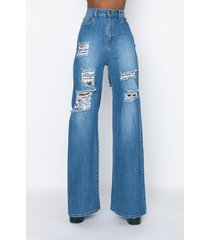 akira ready for you again high waist relaxed jeans