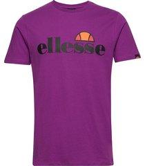 el sl pradotee t-shirts short-sleeved lila ellesse