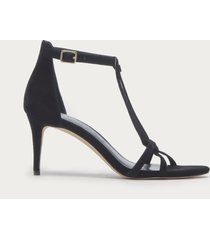 women's ambeleen dress sandals black size 11 leather from sole society