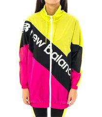 new balance sport style optiks woman jacket
