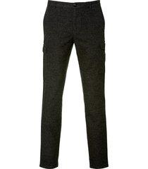 benvenuto pantalon - modern fit - grijs