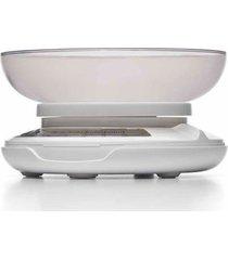 balança analógica para cozinha 500 gramas oxo branca