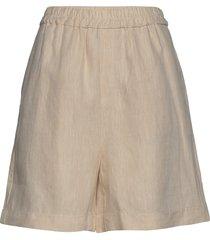 shorts shorts flowy shorts/casual shorts beige noa noa