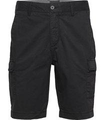 cargo shorts shorts cargo shorts svart lyle & scott