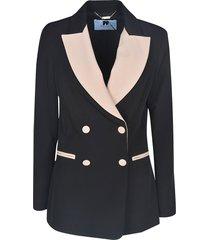 blumarine double-breasted blazer