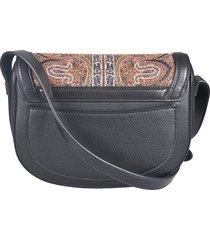 etro paisley printed shoulder bag