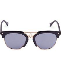 51mm clubmaster core sunglasses