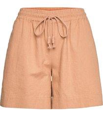 gisellesz shorts shorts flowy shorts/casual shorts beige saint tropez
