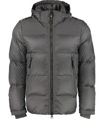 parajumpers gen full zip padded hooded jacket