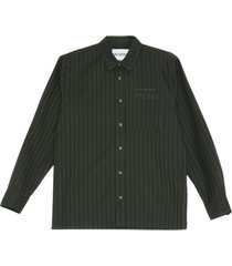 boxy shirt stripe
