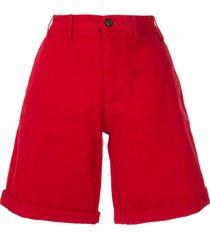 nº21 flared shorts
