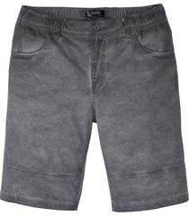 bermuda effetto lavato regular fit (grigio) - bpc bonprix collection
