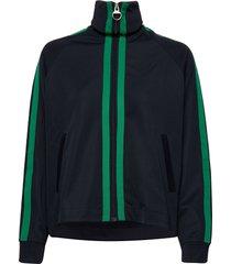 w flowwctj outerwear sport jackets blå peak performance