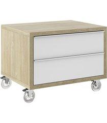 gaveteiro para banheiro max 60 46x60cm wood