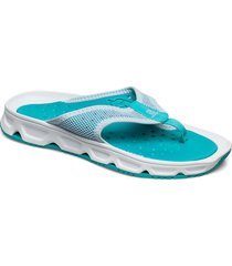 shoes rx break 4.0 w shoes summer shoes flip flops blå salomon