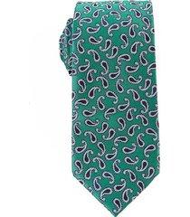 krawat męski elegancki wesele 2019 zielony