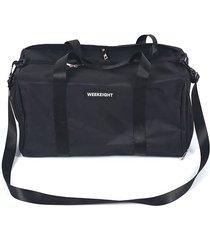 bolsa de viaje coreanos portable de gran capacidad bolsa de viaje cort