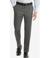 tommy hilfiger men's modern-fit th flex stretch suit pants