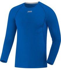 jako shirt compression 2.0 lm 038183 blauw