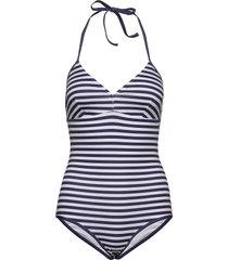 florida swimsuit badpak badkleding blauw lovechild 1979