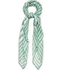 d2. g cotton sarong sjaal groen gant