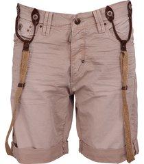 axel short b - antony morato - broeken - beige