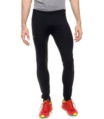 pantalón negro salomon hybrid tight ii