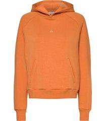 hang on hoodie 20-04 hoodie trui oranje holzweiler