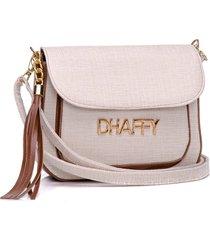 bolsa dhaffy bolsas palha com bolso caramelo