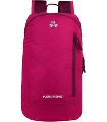 mochila/ mini al aire libre mangrove-rojo