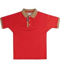 burberry archie polo shirt
