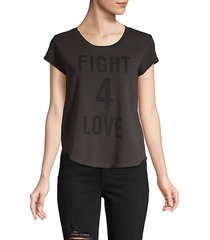 seattle bis overdyed fight 4 love tee