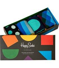 strumpor 4-pack classic multi-color socks gift set