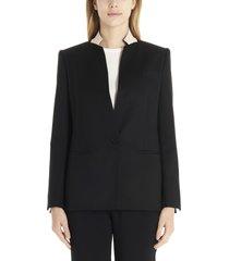 stella mccartney classic tailoring blazer