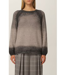 alberta ferretti sweater alberta ferretti sweater in wool and cotton