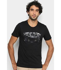 camiseta malwee slim life print masculino - masculino