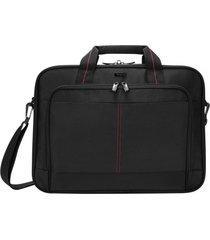 bolso classic slim 15,6 porta laptop negro targus